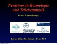 Neutrinos - Invisibles.eu