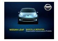 Nissan Leaf - Mobilità