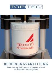 TOPITEC ® Defektur-Dose - WEPA Apothekenbedarf GmbH & Co KG