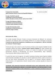 1 În atenţia Dlui Victor Bodiu Nr. 10 din 4 mai 2012 Şeful Cancelariei ...