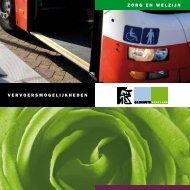 Vervoersmogelijkheden - Gemeente Westland