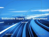 Sustainable Supply Chain Management - the IEA Bioenergy Task 38 ...