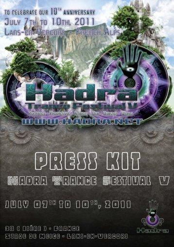 Hadra Trance Festival V