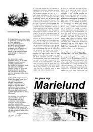 En glemt idyl: Marielund