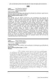 Autor: José Simeão de Medeiros Orientadores: Getúlio ... - OBT - Inpe