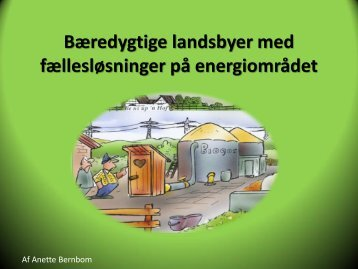 Indlæg v. Anette Bernbom, 3. semester ingeniørstuderende, MCI
