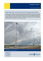 Reference Cologne-Bonn airport - Europoles