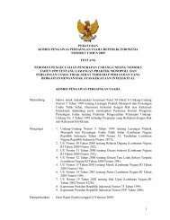 1 peraturan komisi pengawas persaingan usaha republik ... - KPPU