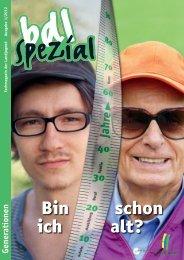 bdl-spezial-12012 - Bund der Deutschen Landjugend