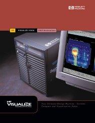 HP Visualize j5000 - 1000 BiT