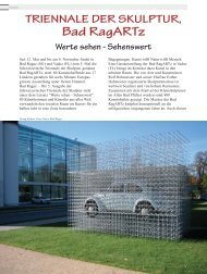 Futuro Magazin - Bad Ragartz