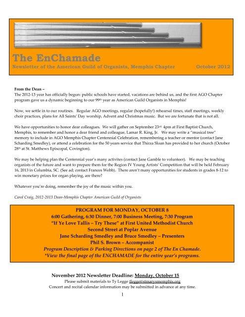 0650fd529025 The Enchamade - Memphis AGO