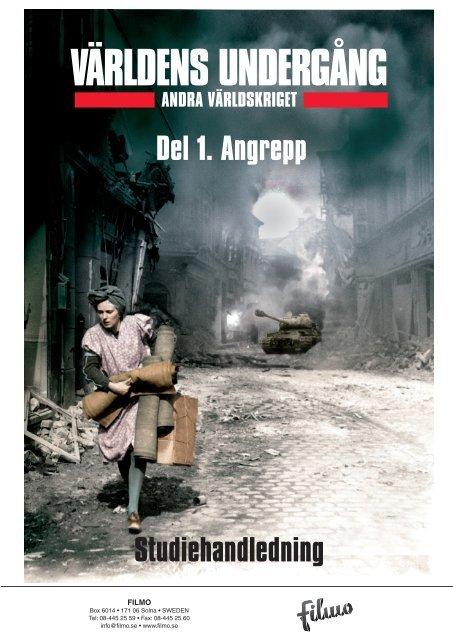 Del 1. Angrepp Studiehandledning - SLI.se