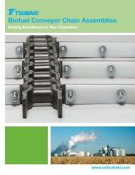 Biofuel Conveyor Chain Assemblies - U.S. Tsubaki