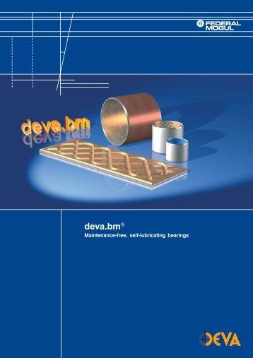 4227 Deva BM Handbuch EN.pmd - AHR International Ltd