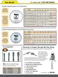 ROUTER BITS & SAW BLADES - Digital Marketing Services - Page 4