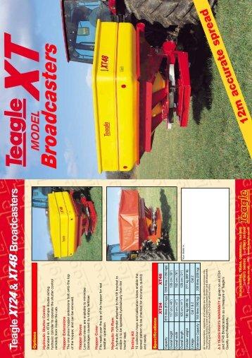 xt brochure.pdf - Teagle