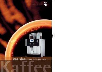 feiner, frischer Filterkaffee - WMF