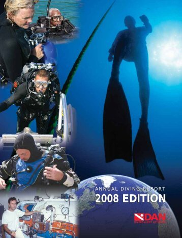 2008 DAN Annual Diving Report - Divers Alert Network