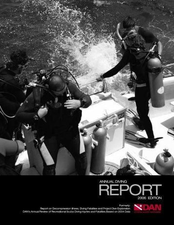 Annual Diving Report - Divers Alert Network
