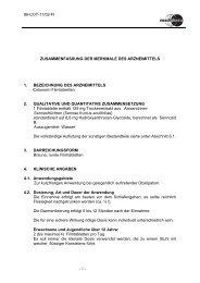96-COT-11/02-FI - 1 - ZUSAMMENFASSUNG DER ... - Mundipharma