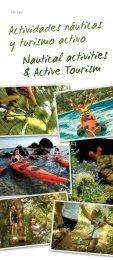 Actividades náuticas y turismo activo, Turismo Activo, Lloret Turisme ...