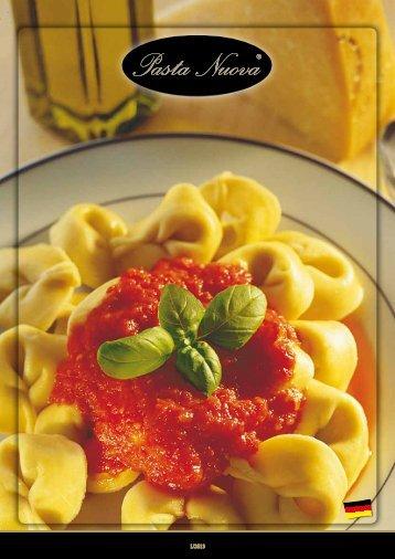 Tortelloni - Pasta Nuova