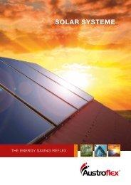 SOLAR SYSTEME - Watts Insulation Gmbh