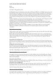 Liturgie des Blühens1.7.