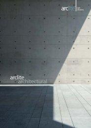 architectural (PDF 30 MB) - arclite