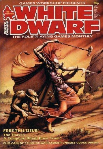 White Dwarf 086 - Lski.org