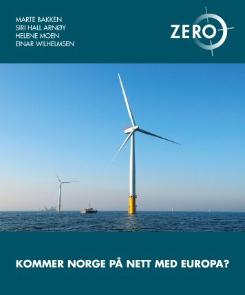 KOMMER NORGE PÅ NETT MED EUROPA? - Zero