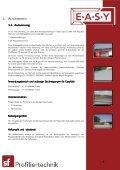 Easyklick - Montagehandbuch - index - Seite 5