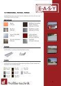 Easyklick - Montagehandbuch - index - Seite 7