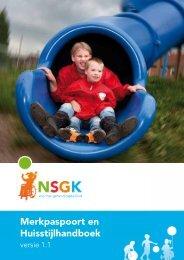 huisstijlhandboek downloaden - Nederlandse Stichting voor het ...