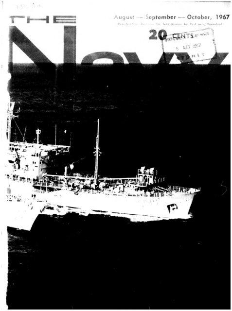 Aug-Sep-Oct 1967 - Navy League of Australia