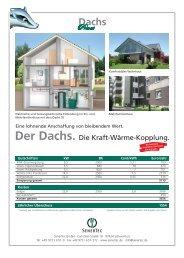 Der Dachs. - Senertec Center Hagen
