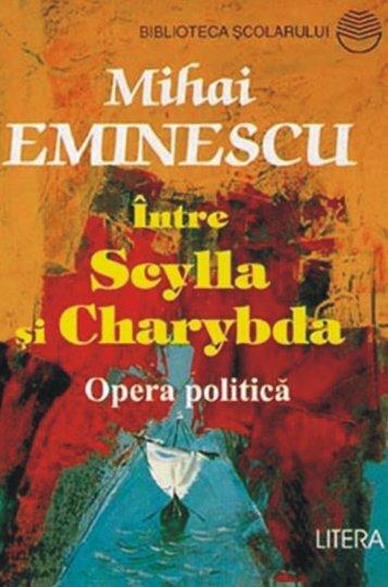 Eminescu Mihai – Intre Scylla (Cartea) - Soroca