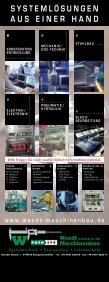 CNC-TECHNIK STAHLBAU ELEKTRIK/ ELEKTRONIK PNEUMATIK - Seite 2