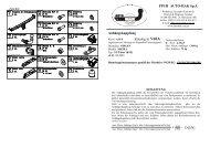 Anhängekupplung Katalog nr V60A = D [kN] PPUH AUTO-HAK Sp.J.