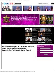 Star Cam - Trueheart Events