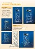 ALUMINIUMGERÜSTE - Stalder Engineering GmbH - Seite 4