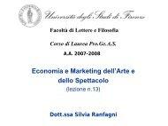 ECMKTGAS n.13 (2007_2008).pdf - Università degli Studi di Firenze