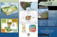 critical zone observatories - Jemez River Basin and Santa Catalina ...