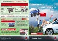 Mitsubishi serVis cestoVánÍ beZ stArostÍ - M Motors CZ, s.r.o.