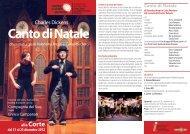 Canto di Natale - Suq a Genova