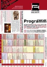 Monat 09-2009 ausdruck.indd - Tilsiter Lichtspiele