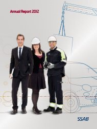 Annual Report 2012 - Cision