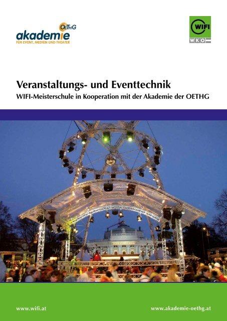 Veranstaltungs- und eventtechnik