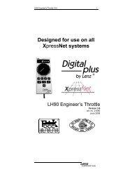 LH90 Manual version 3.6 - Lenz USA